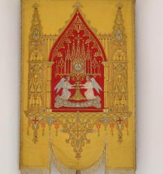 Blessed Sacrament Banner