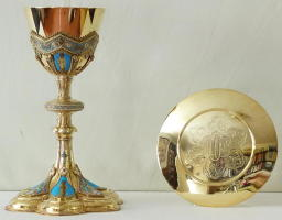 French Antique Chalice