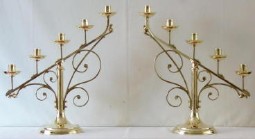 Benediction Candelabra