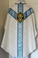 Marian Gothic Vestment