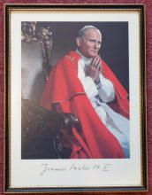 Picture Pope John Paul II