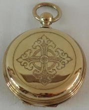 French Antique Silver Communion Pyx