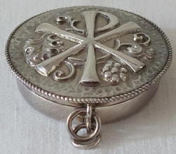 Sterling Silver Communion Pyx